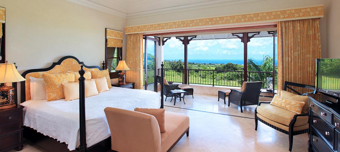 privé zwembad, golfvilla, 6 personen, apes hill club, Saint James Barbados