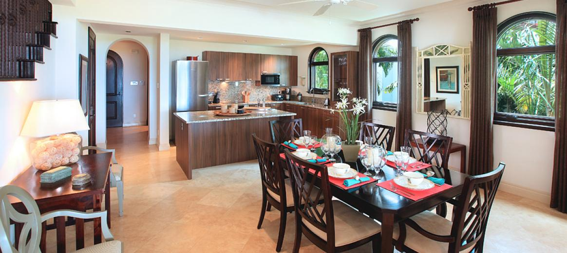 ruime slaapkamer, golfvilla, 6 personen, Barbados,apes hill club, saint james