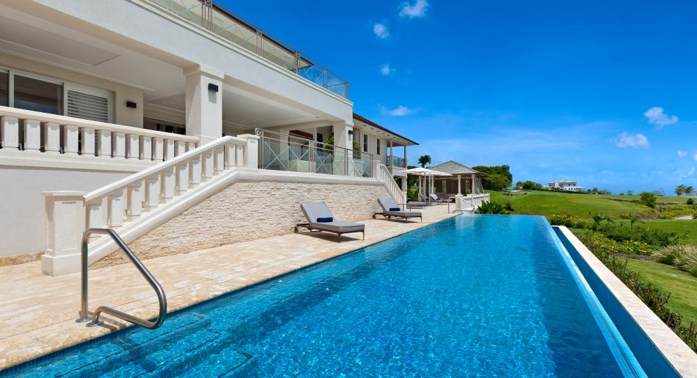 villa golf mansion, mansion, villa, st.james, barbados